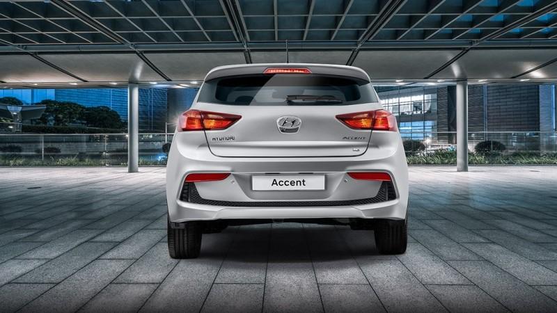 Hình ảnh Hyundai Accent của hãng Hyundai