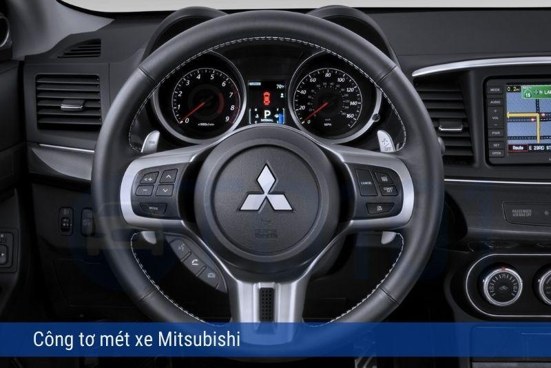 Mẫu đồng hồ đo tốc độ Mitshubishi