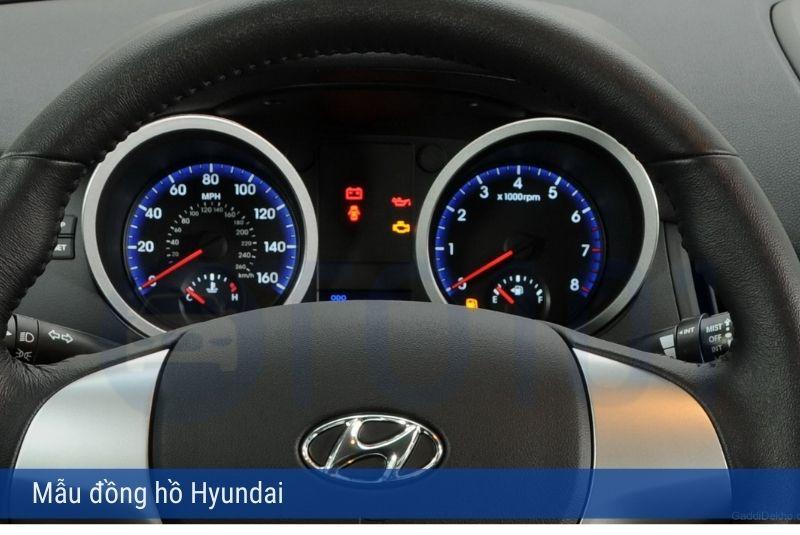 Công tơ mét Hyundai