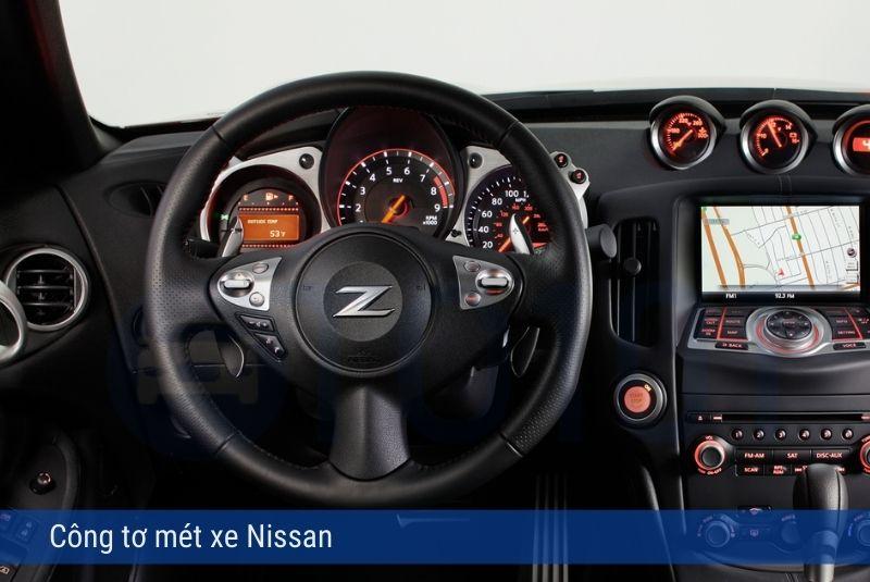 Đồng hồ công tơ mét xe Nissan