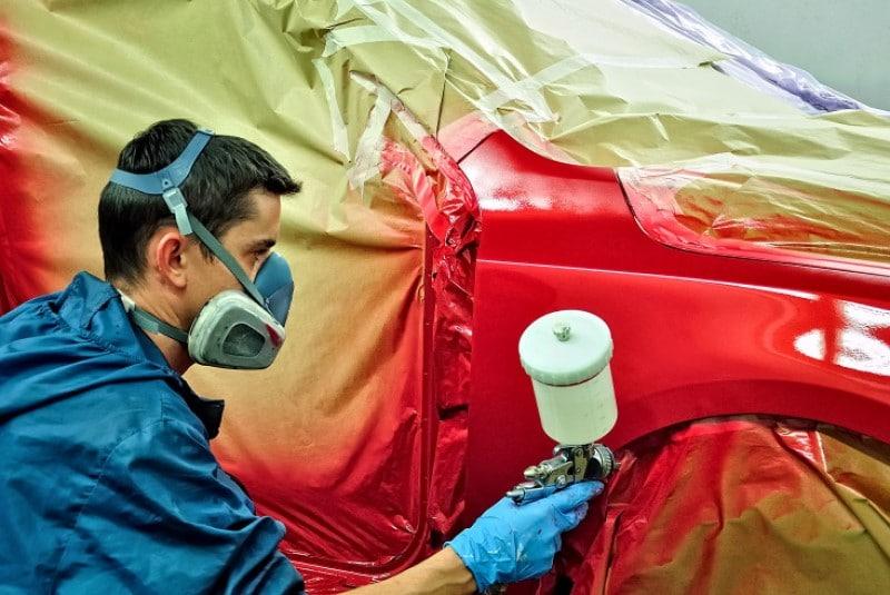Các loại sơn ô tô Solid