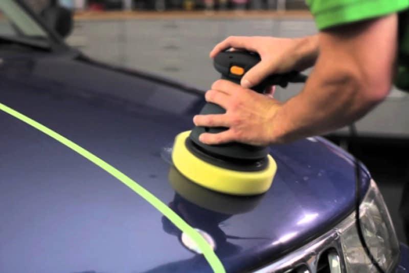 xe ô tô sơn nhám