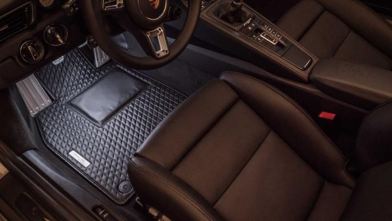 thảm lót sàn ô tô 3D đẹp