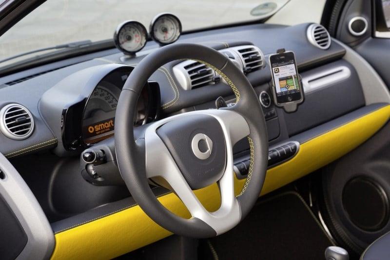 Táp lô xe ô tô 2 chỗ smart