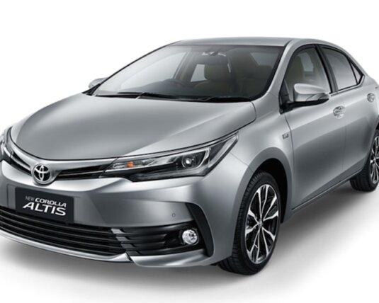 Toyota Altis là gì