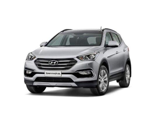 Xe Hyundai santafe