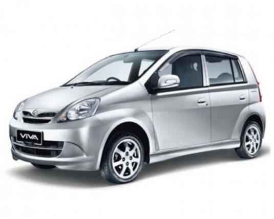 Xe Perodua Viva Malaysia