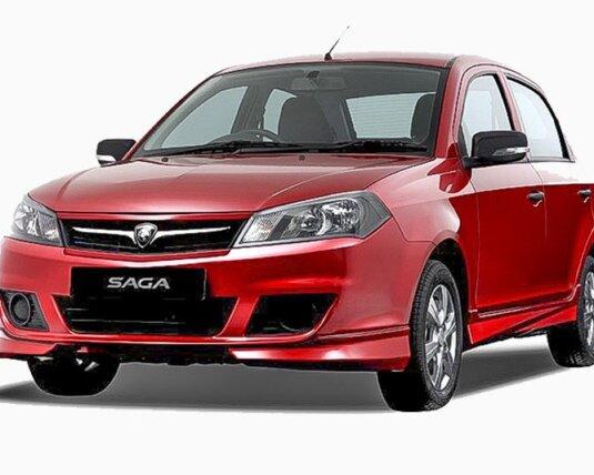 Xe Proton Saga