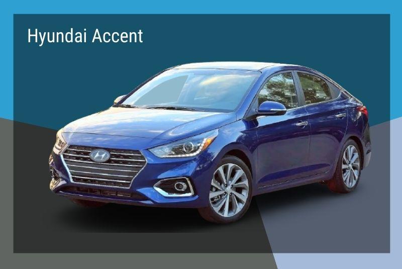 Mẫu xe oto hyundai Accent