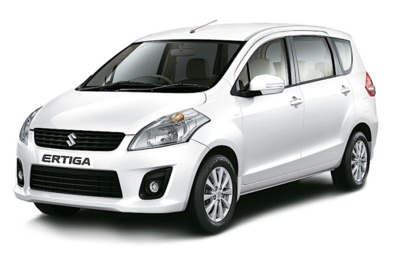 xe Suzuki Ertiga nhìn tổng thể