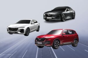 Top 3 mẫu xe Vinfast Sedan trứ danh