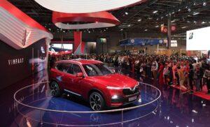Giá các mẫu xe Vinfast thấp nhất dưới 500 triệu VNĐ; cao nhất 4,6 tỷ VNĐ
