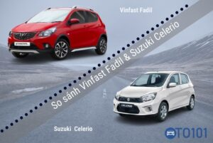 So sánh xe vinfast fadil và suzuki celerio