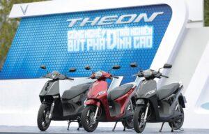 Chuẩn mực mới của xe máy điện hiện đại