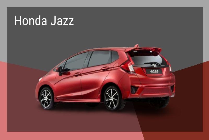 Honda Jazz dòng hatchback xe giá rẻ