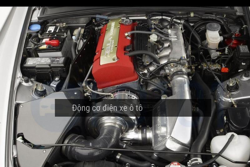 Động cơ ô tô chạy bằng điện