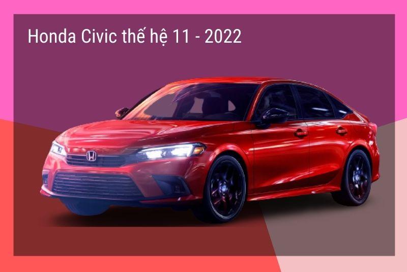 honda civic the he 11 2022
