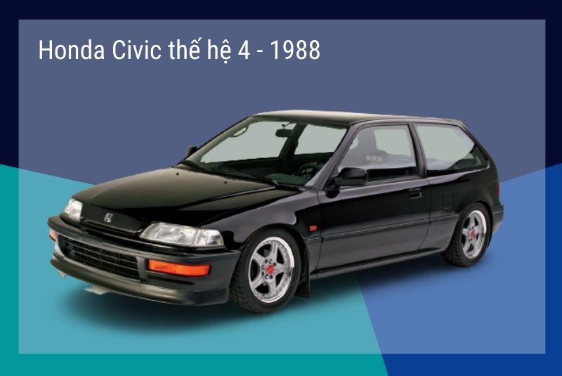 honda civic the he 4 1988
