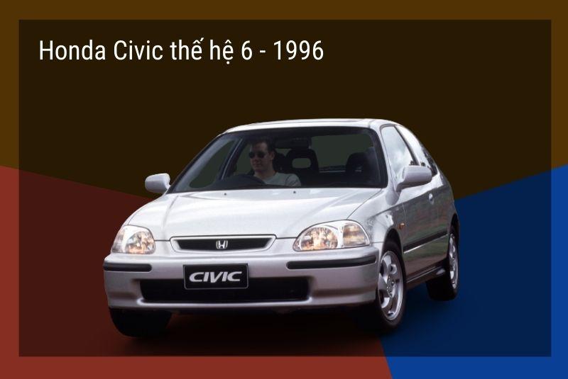 honda civic the he 6 1996