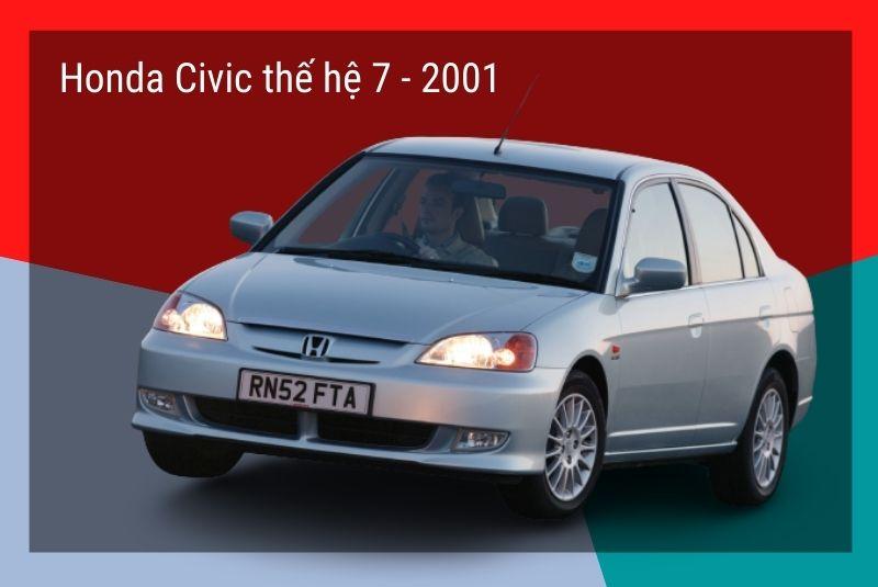 honda civic the he 7 2001