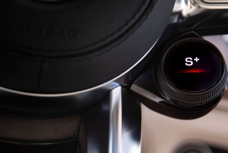 Độ an toàn Mercedes AMG GLS63