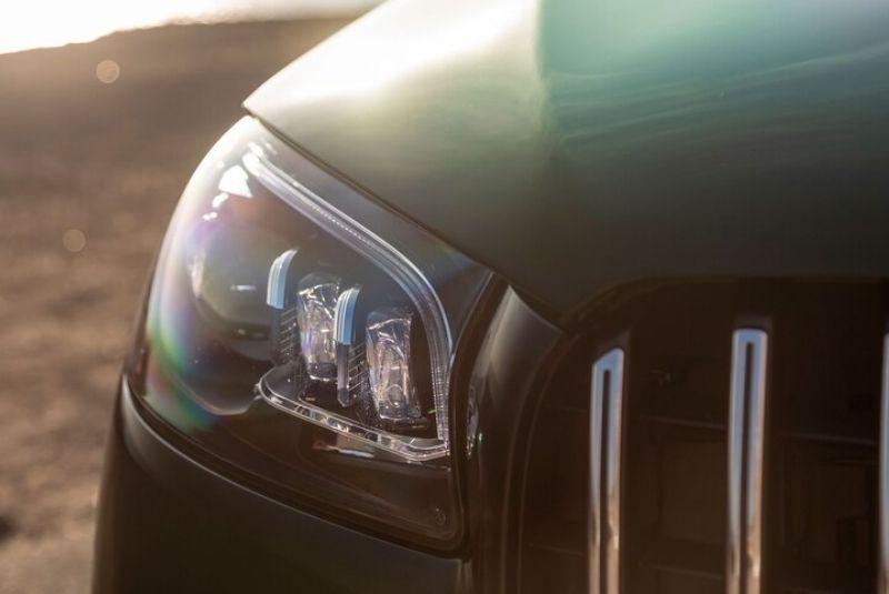 Cụm đèn Mercedes AMG GLS63