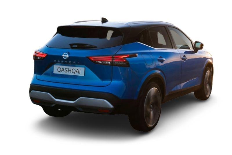 Trang bị động cơ Nissan Qashqai