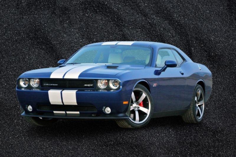 Xe Dodge Challenger ít khấu hao