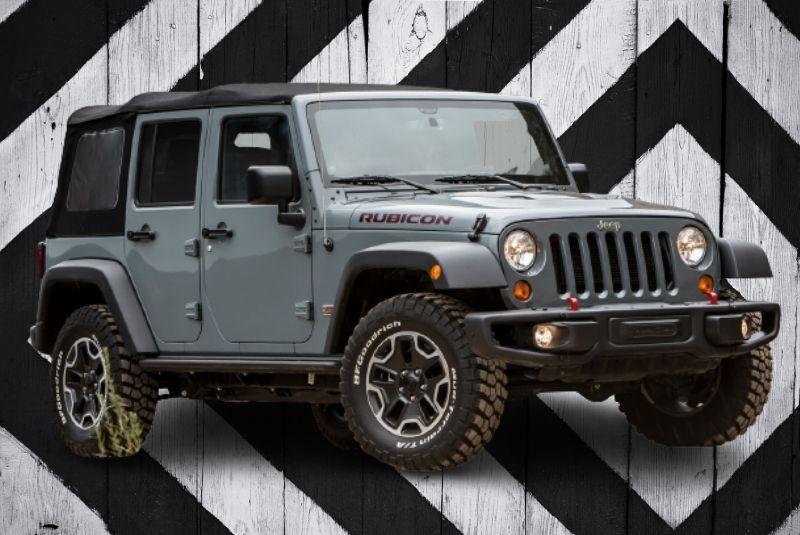 Jeep Wrangler dòng xe ít hấu hao