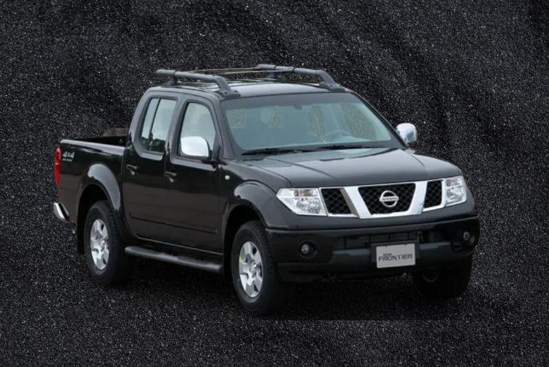 Xe Nissan Frontier ít khấu hao