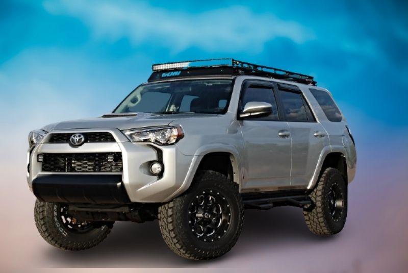 Xe Toyota 4Runner ít khấu hao