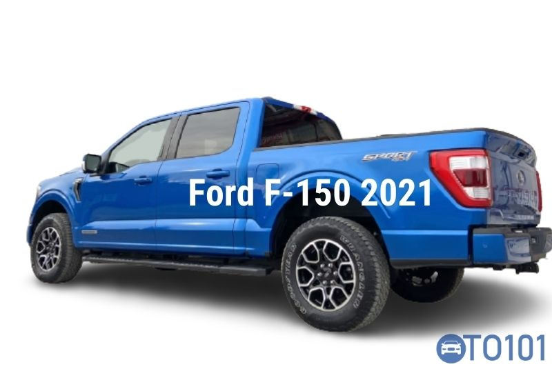 Đánh giá nhanh xe Ford F 150 2021