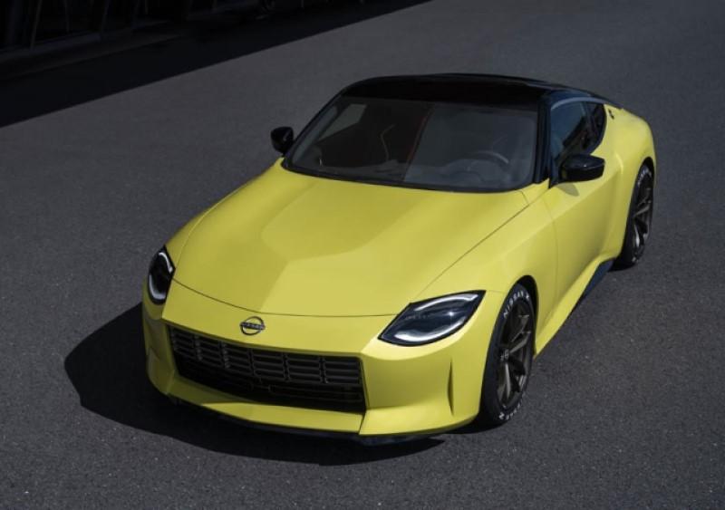 Nissan Z NISMO ra mắt năm 2022