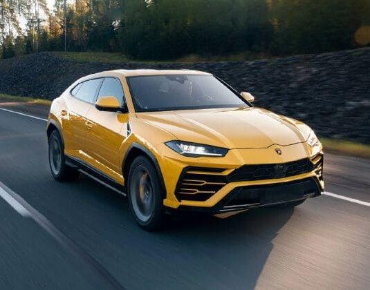 Xe Lamborghini Urus