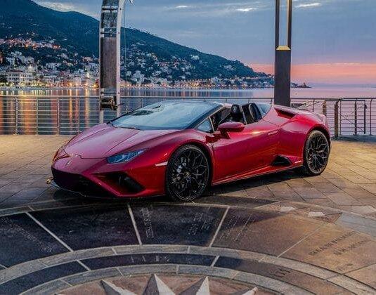 xe Lamborghini Huracan EVO