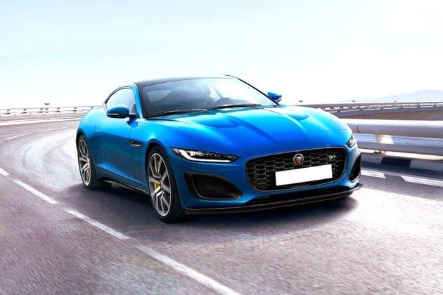 Xe Jaguar F-TYPE