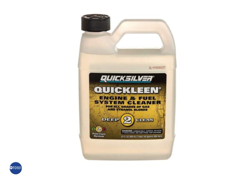 Chất làm sạch bình xăng của Quicksilver