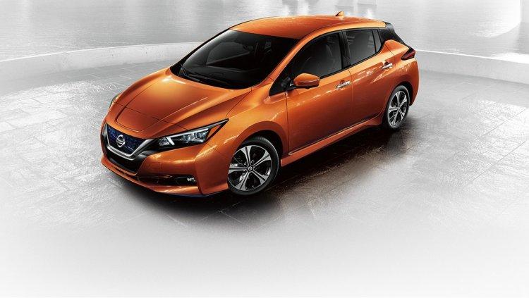 Nissan leaf 2022 dat moc doanh so
