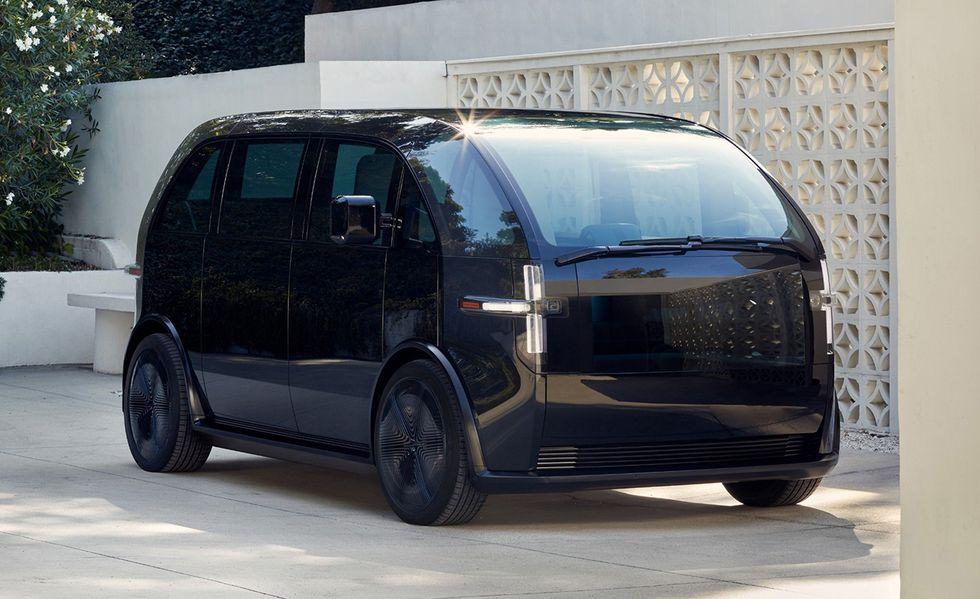 Canoo Van (Expected: Late 2021)