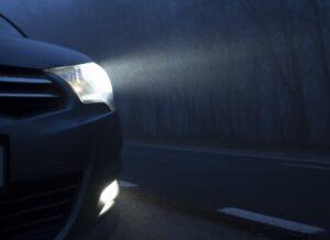 Đèn sương mù là gì
