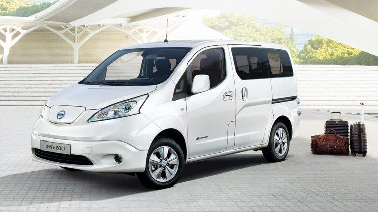 Nissan leaf 2nv200
