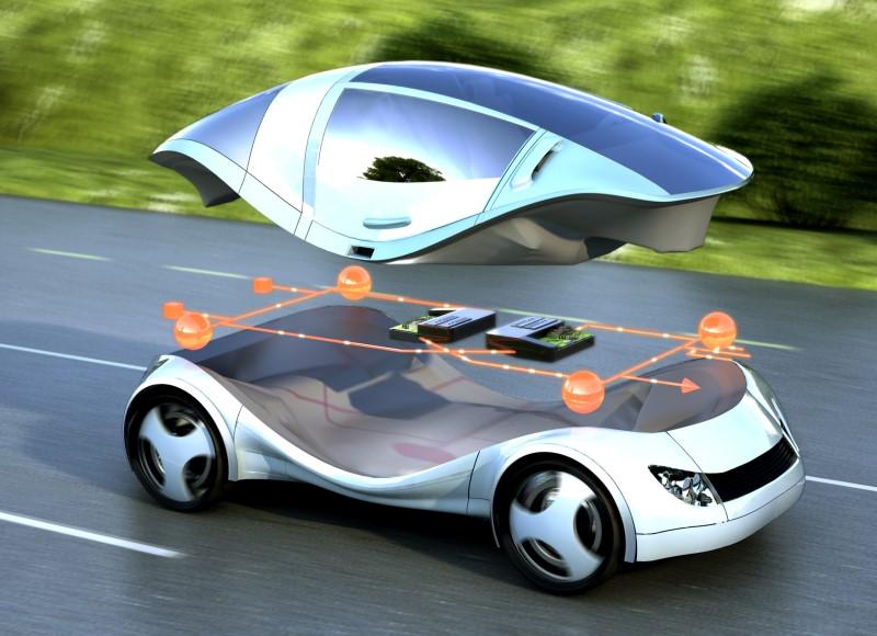 top những dòng xe điện tương lai